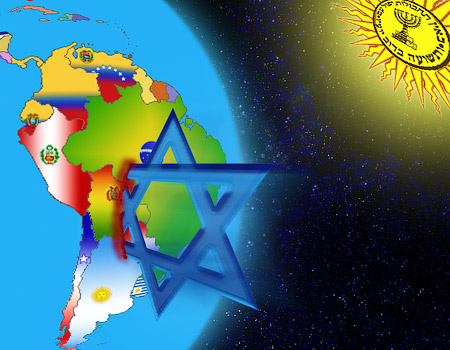 The Mossad in South America