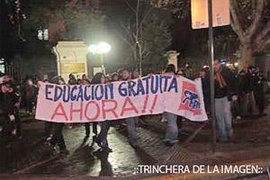 Чили: Молодёжь в борьбе с либеральным режимом
