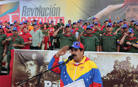 Venezuela after Chávez: The Bolivarian process or bloodshed