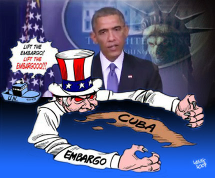 Обама и вариации антикубинской политики.