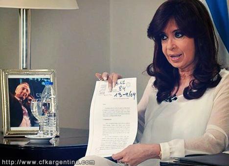 Смерть в Аргентине, или ЦРУ против Кристины
