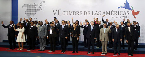 Summit of Americas in Panama: No Compromise Found