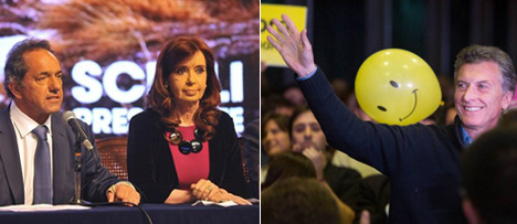 Argentina: Battle for Presidency