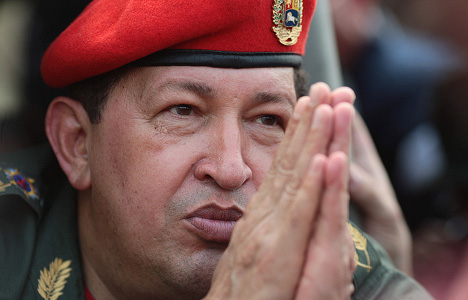 The Murder of Chávez. The CIA and DEA Cover Their Tracks