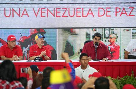 Мадуро призвал армию не допустить срыва выборов в Конституционную ассамблею.