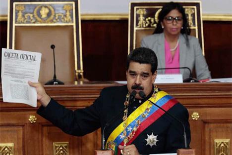 Выбрав преемником Николаса Мадуро, Уго Чавес не ошибся