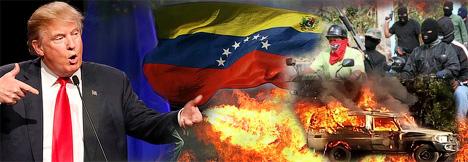 Венесуэла – пороховая бочка: подожжёт ли Трамп фитиль?.