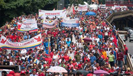 Венесуэла и США: шесть аспектов конфликта.