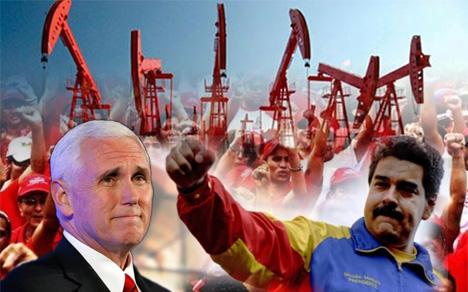 Венесуэла: американо-голландский плацдарм.