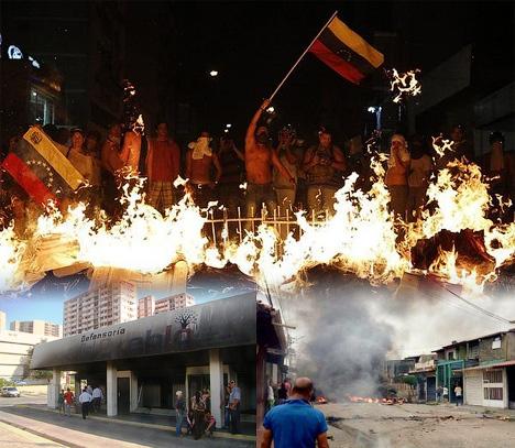 Рука ЦРУ, или Жестокая реальность Венесуэлы.