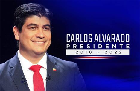 Победа левых в Коста-Рике, или из двух Альварадо  в Коста-Рике выбрали левого