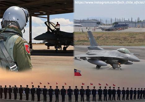 ВВС ЧИЛИ: под патронажем запада.