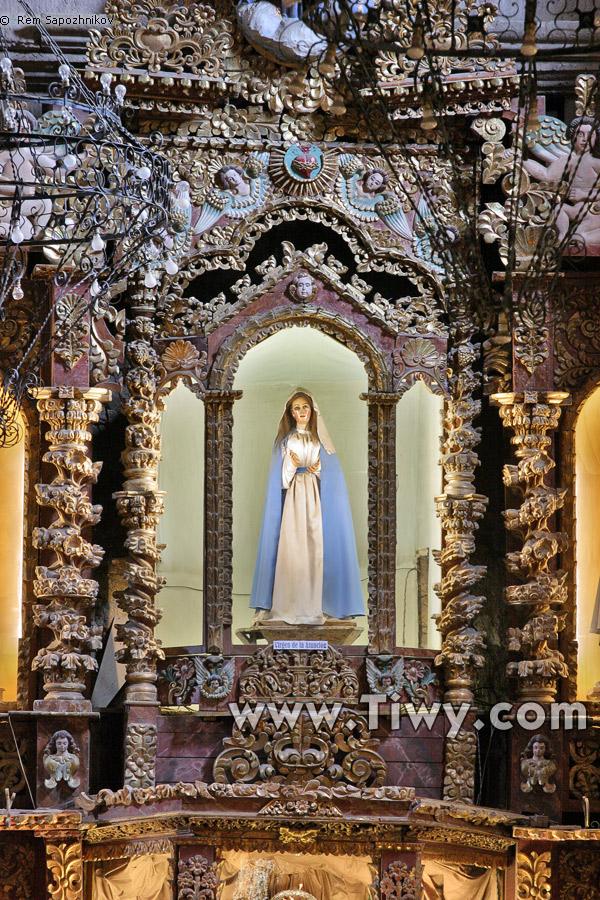 Virgen san francisco washington