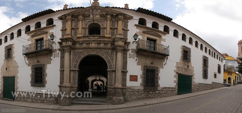 casa de la moneda mint potos bolivia