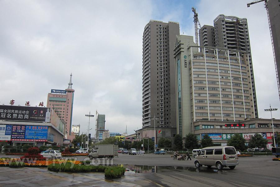 Аньшунь, провинция Гуйчжоу - 2011 - Путешествие в Юго-Западный Китай