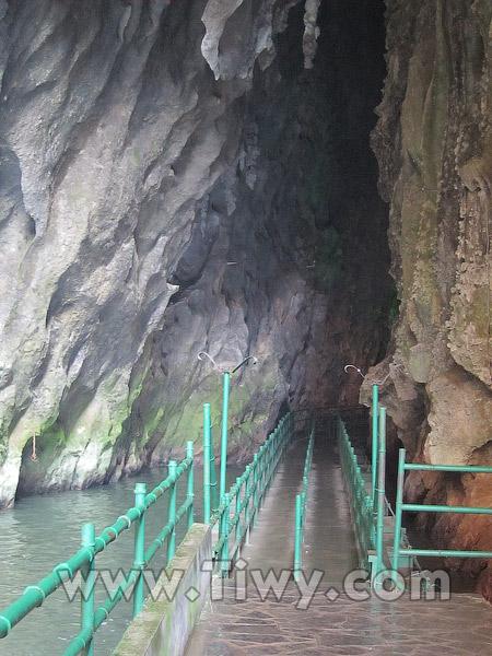 Dragon Palace, Guizhou Province - 2011 - Travel to the Southwest China