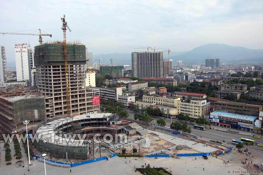 Huaihua China  City new picture : Huaihua Great Hotel 2011 Travel to the Southwest China