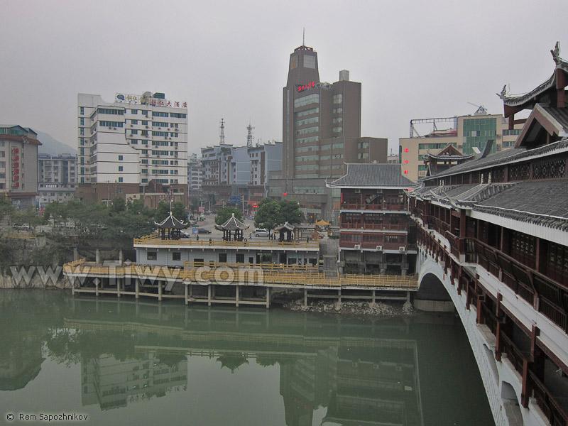 Tongren China  city photo : Tongren bridges 2011 Travel to the Southwest China