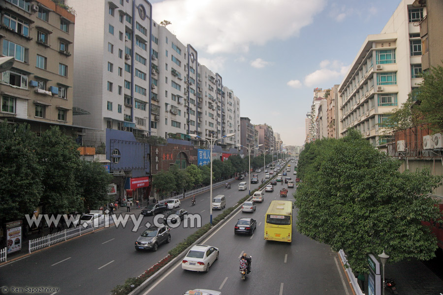 Zunyi China  city images : zunyi china beautiful scenery in zunyi china org cn streets of zunyi ...