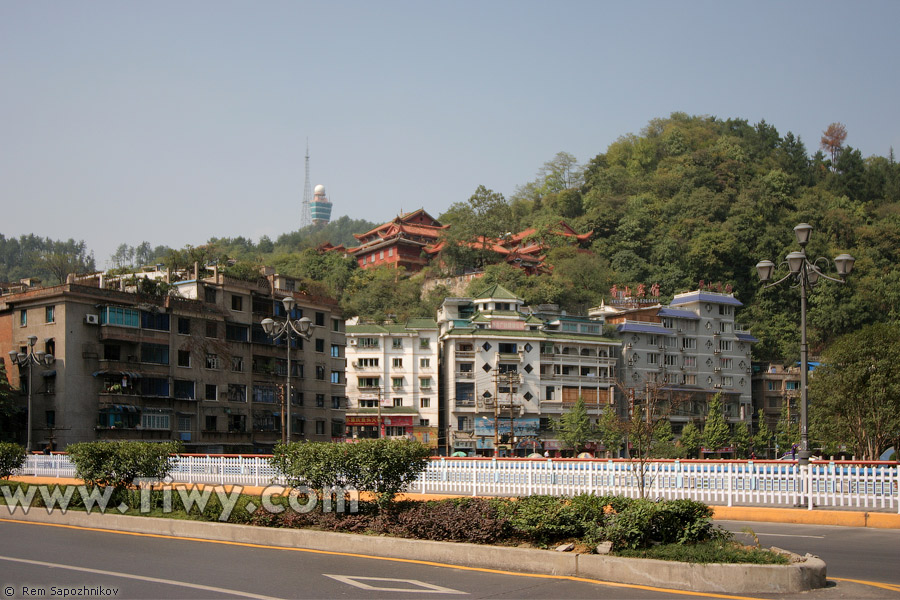 Zunyi China  city pictures gallery : Streets of Zunyi 2011 Travel to the Southwest China
