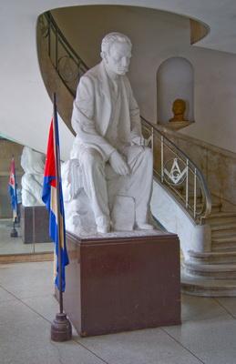 Resultado de imagen para foto del edificio de la gran logia de cuba