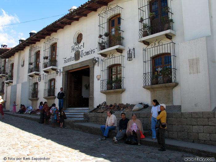 Hotel Santo Tomas Chichicastenango Guatemala