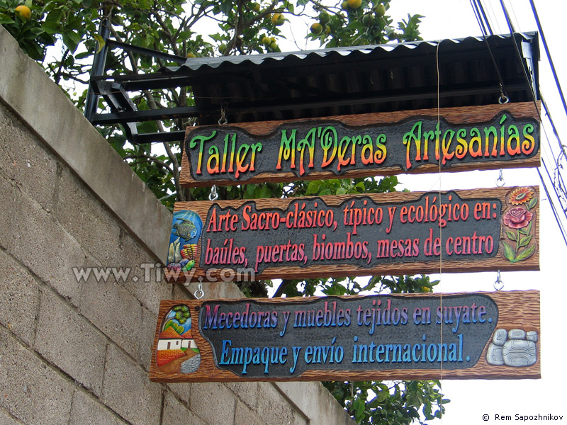 Artesanias Valle De Angeles