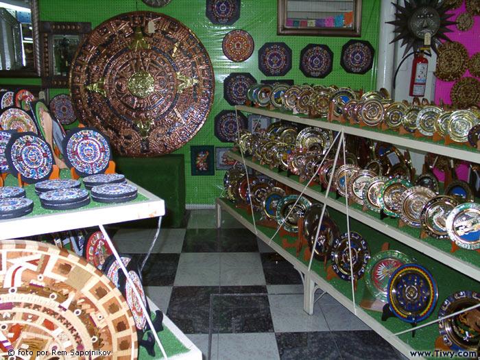 Countries > Mexico > Photos of Mexico, 2003 > Mexican souvenir ...