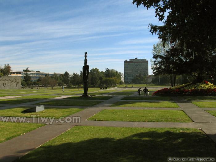 Paises > Mexico > Fotos de Mexico 2005 > UNAM > Universidad Nacional ...