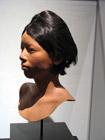 Женская причёска обитательницы Караля