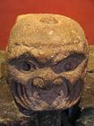 Каменные головы