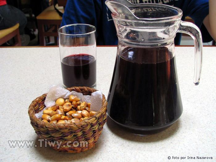 Chicha morada - напиток на основе уникальной перуанской...