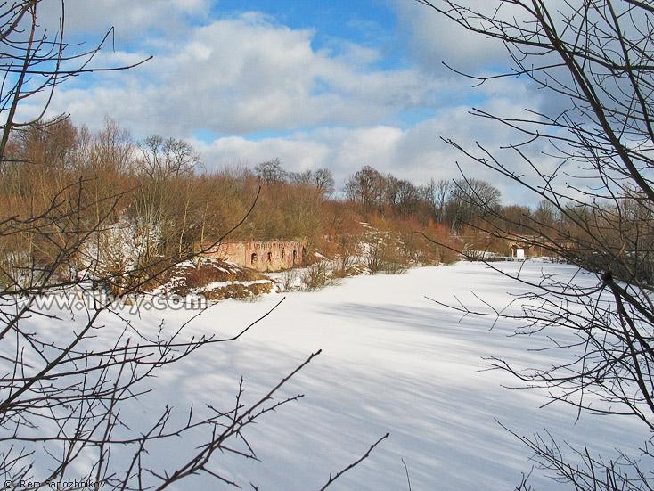 Форт №4 - Гнайзенау .