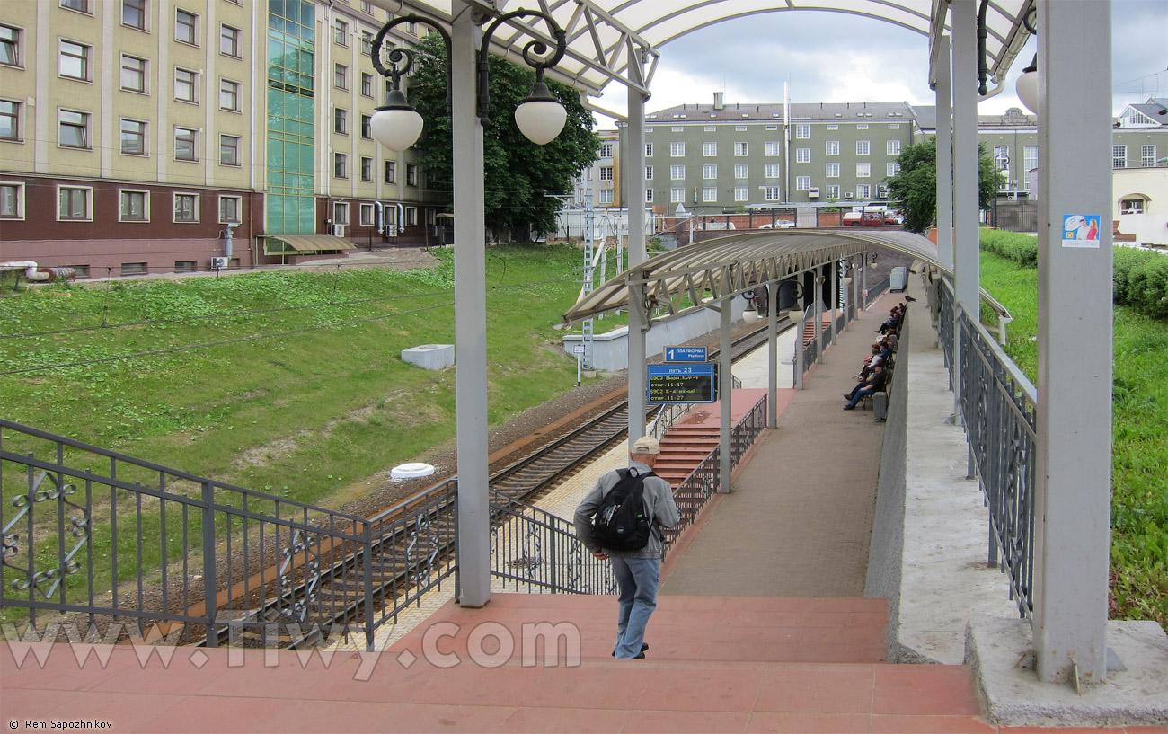 Tiwy Com Railway Stations In Kaliningrad Kaliningrad