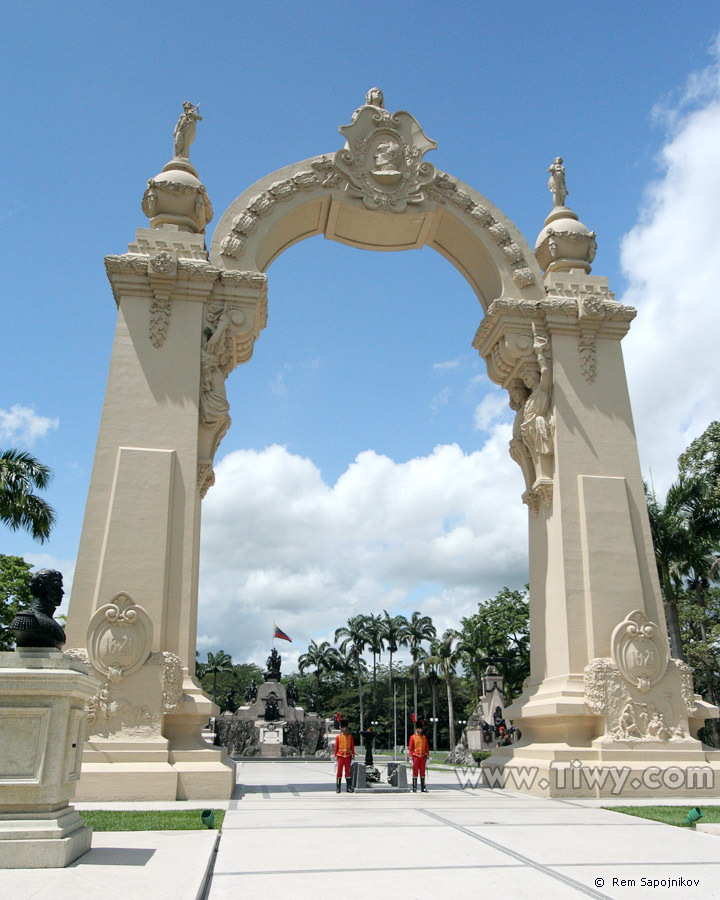 Tiwy.com - The Triumphal arch