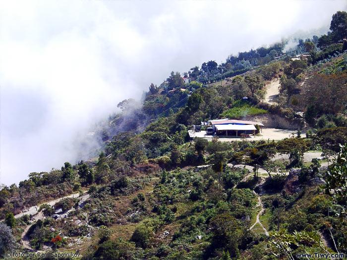 Fotos de la montaña El Avila